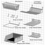 accesorios estanteria de pared