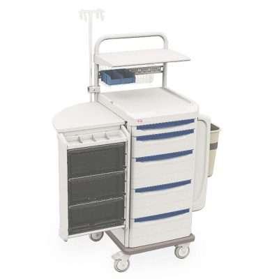 carro hospitalario de terapia intensiva starsys