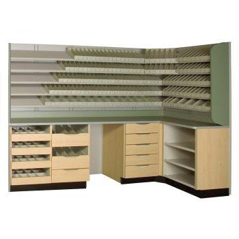 almacenamiento de farmacia lionville