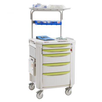 carrito de curaciones flexline