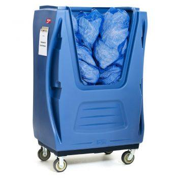 carro para lavanderia industrial
