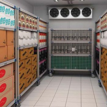 estanteria de polimero metro max i ig industria general
