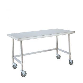 mesa de trabajo uso rudo movil