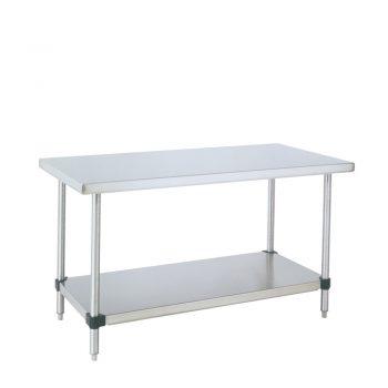 mesa de trabajo uso rudo repisa inferior