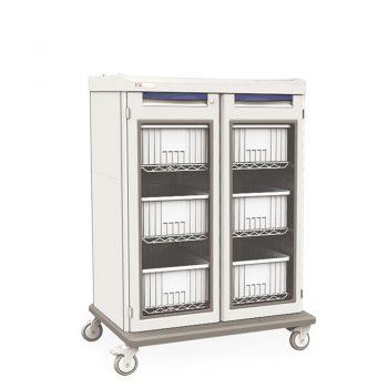 mobiliario para hospitales para soluciones intravenosas