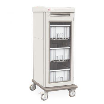 mobiliario para hospitales para soluciones intravenosas un cuerpo