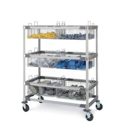 estanteria de polimero metro max i ig para la industria