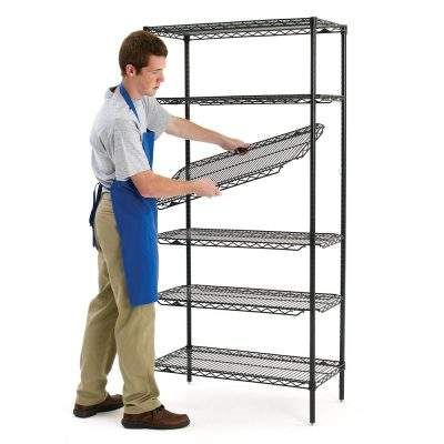 estanteria para tienda qwikslot versatilidad