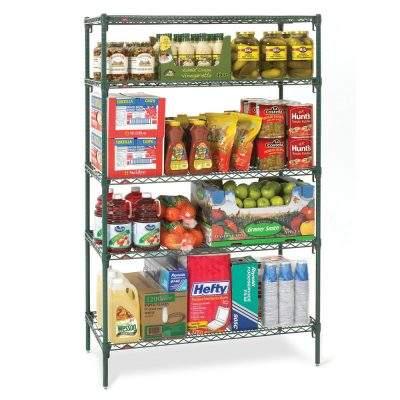 estanteria super erecta ajustable hyr almacenamiento visible