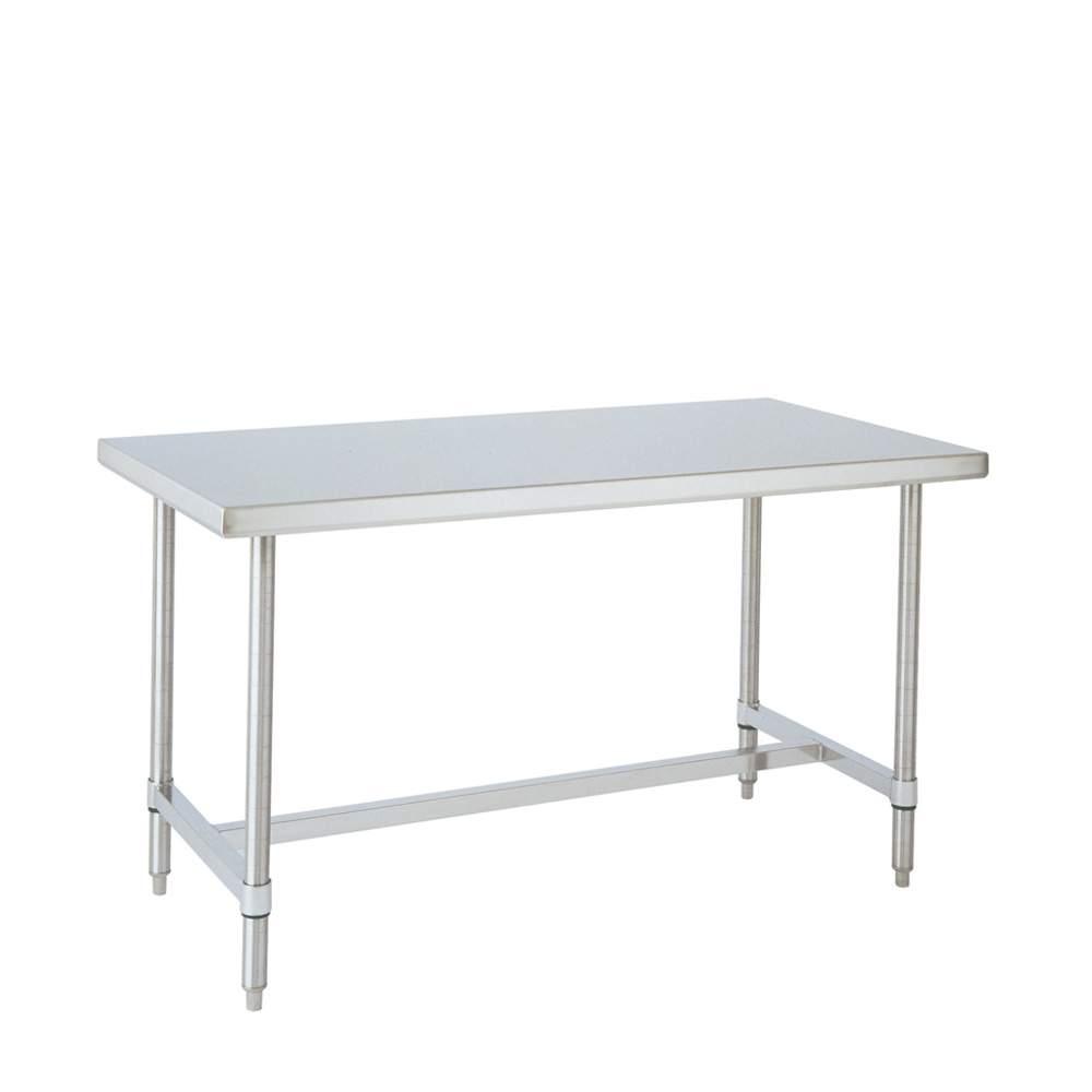mesa de trabajo uso rudo marco h