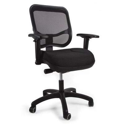 silla ejecutiva malla